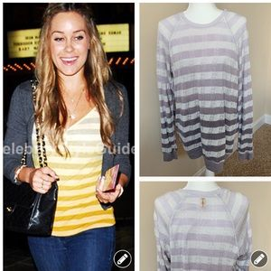 Gypsy 05 ombré stripe sweater #170